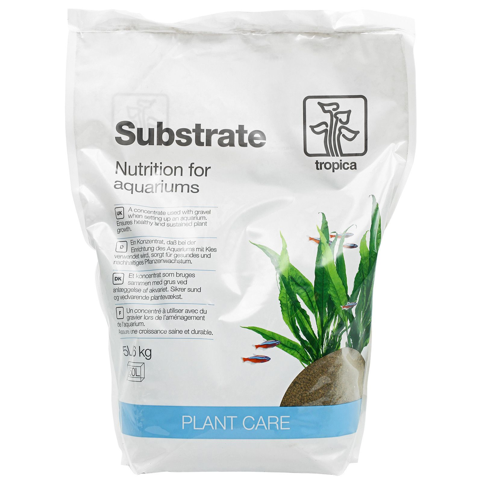 Tropica Substrate;