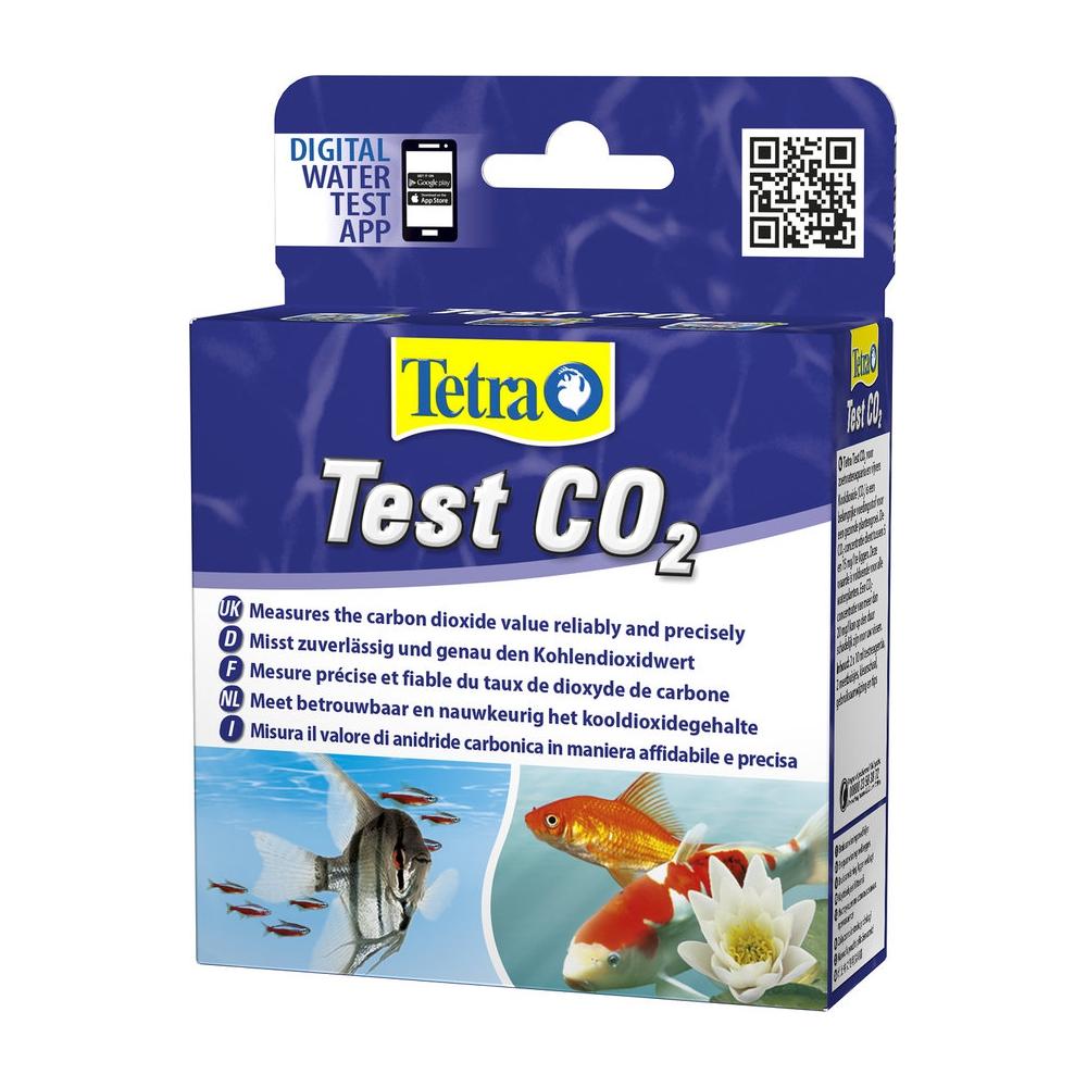 Тест на углекислоту